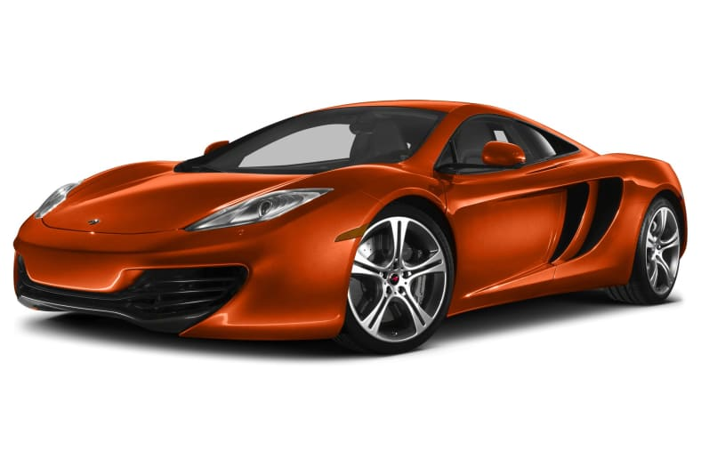 Superieur 2013 McLaren MP4 12C Exterior Photo