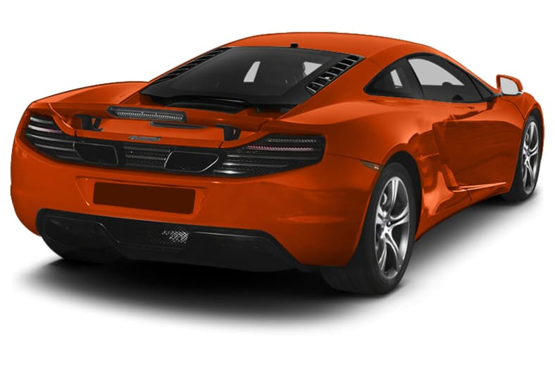 Superbe 2013 McLaren MP4 12C Exterior Photo