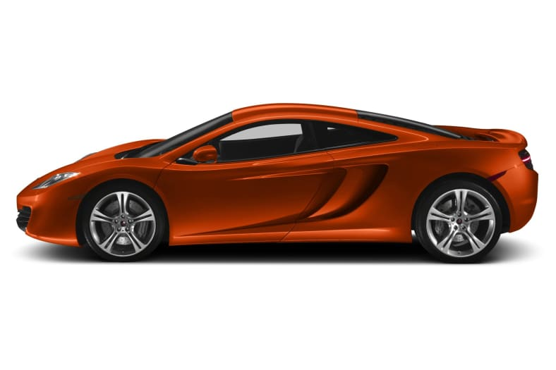 Beau 2013 McLaren MP4 12C Exterior Photo