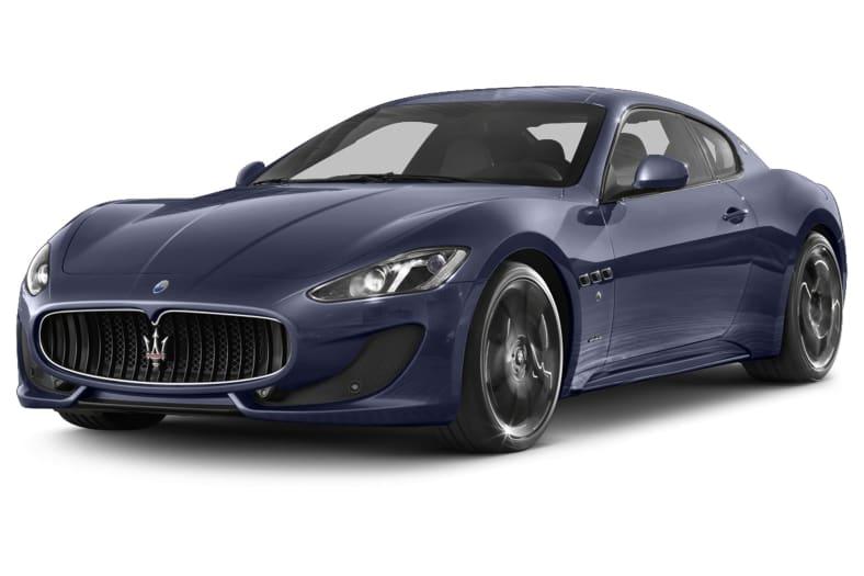 2016 Maserati Granturismo Information