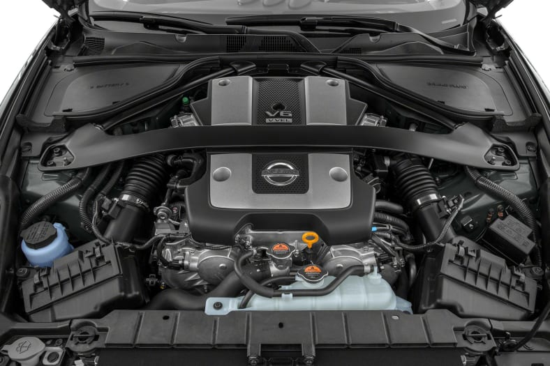 2013 Nissan 370Z Exterior Photo