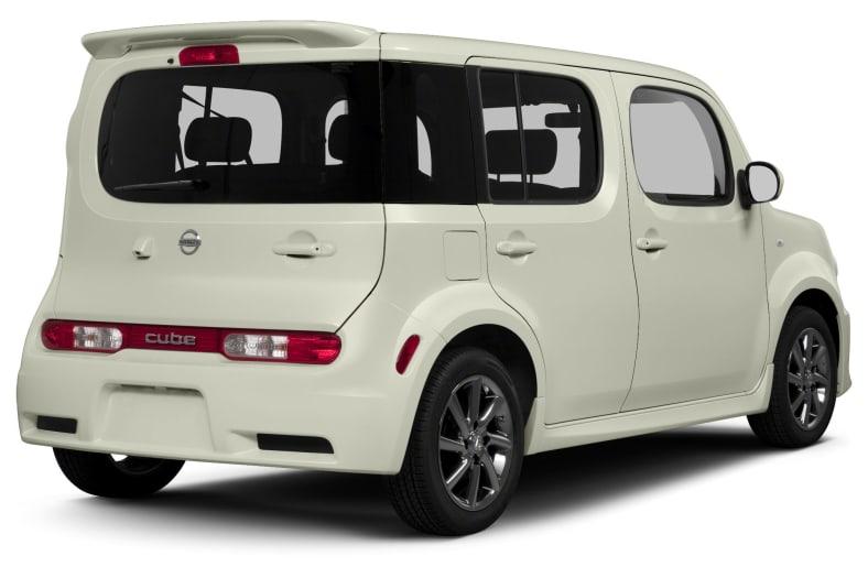 2013 Nissan Cube Exterior Photo