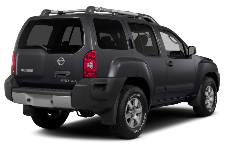 2014 nissan xterra pro 4x 4dr 4x4 pictures. Black Bedroom Furniture Sets. Home Design Ideas