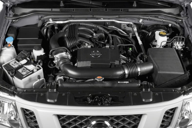 2015 Nissan Xterra Exterior Photo