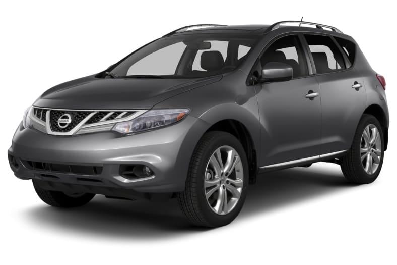 2013 Nissan Murano Exterior Photo