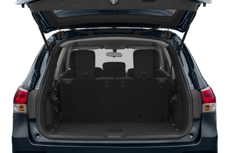 2014 Nissan Pathfinder Exterior Photo