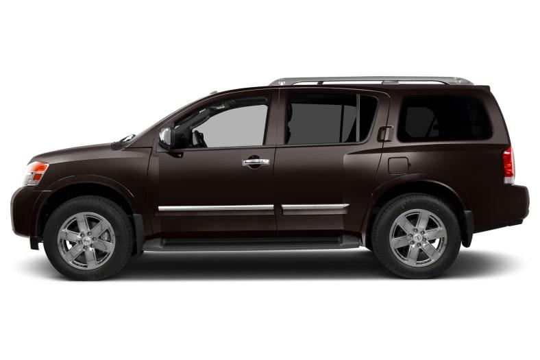 2014 Nissan Armada Exterior Photo