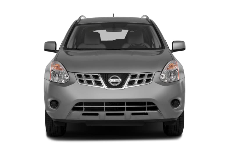 2013 Nissan Rogue Exterior Photo