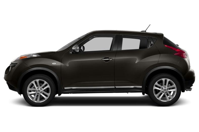 2013 Nissan Juke Exterior Photo
