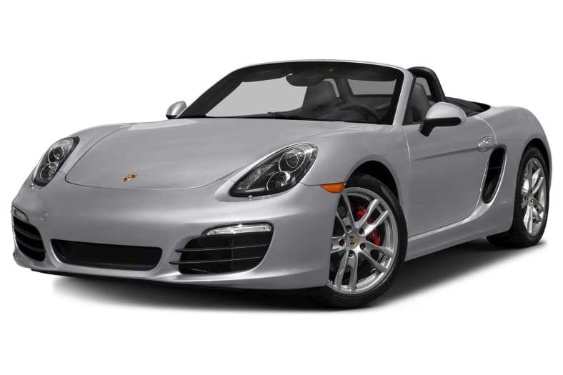 2014 Boxster