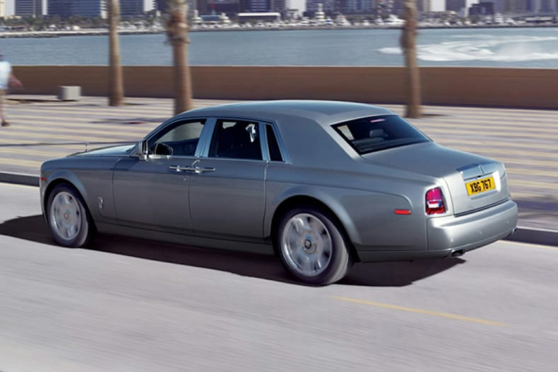 2016 Rolls-Royce Phantom Exterior Photo