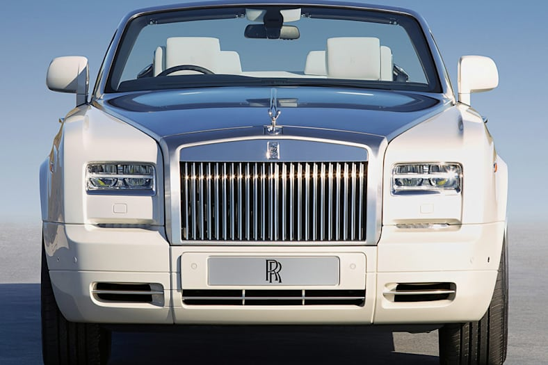 2016 rolls royce phantom drophead coupe information