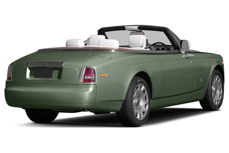 2013 Rolls-Royce Phantom Drophead Coupe Exterior Photo