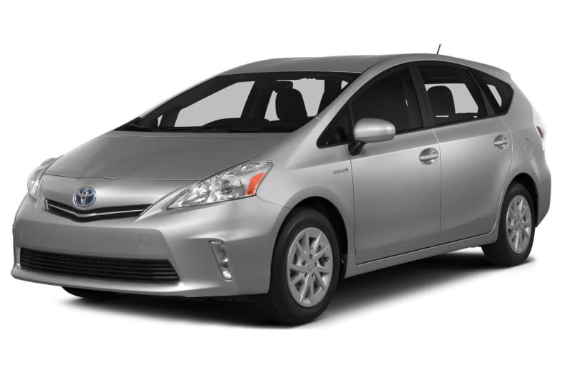 2013 Prius v