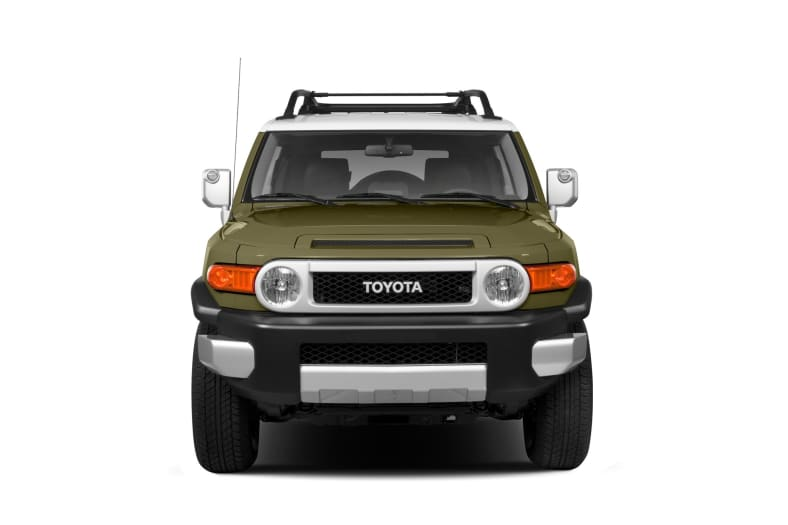 2013 Toyota FJ Cruiser Exterior Photo