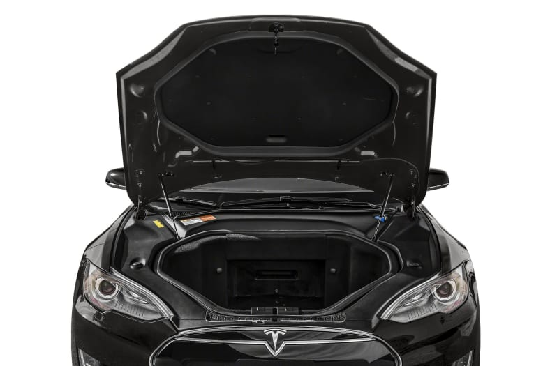 2014 Tesla Model S Exterior Photo