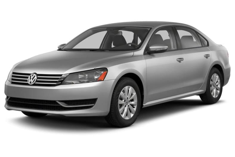 2013 Volkswagen Passat Information