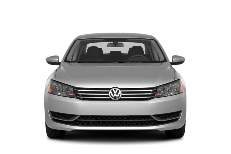 2013 Volkswagen Passat Exterior Photo