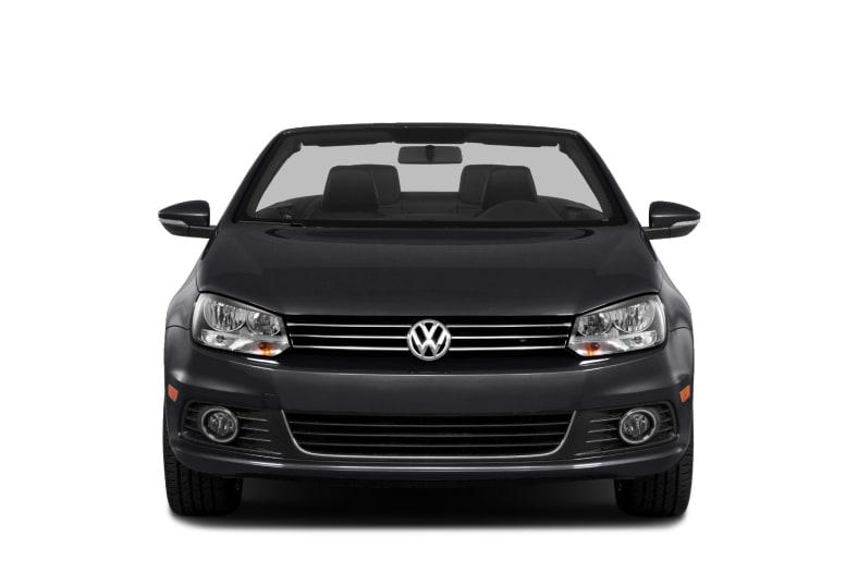2014 Volkswagen Eos Exterior Photo