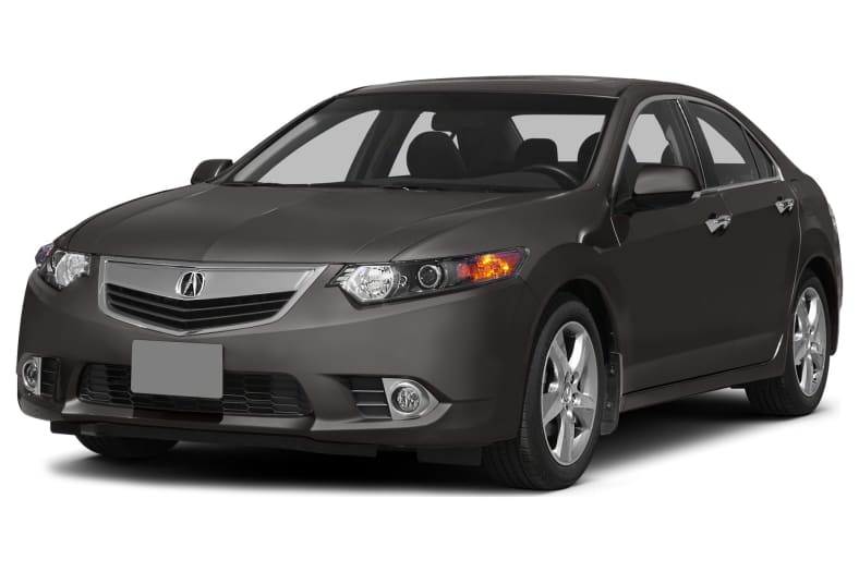2014 Acura TSX 2.4 4dr Sedan Specs and Prices