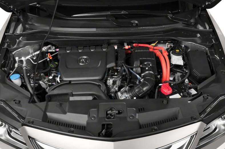 2014 Acura ILX Hybrid Exterior Photo