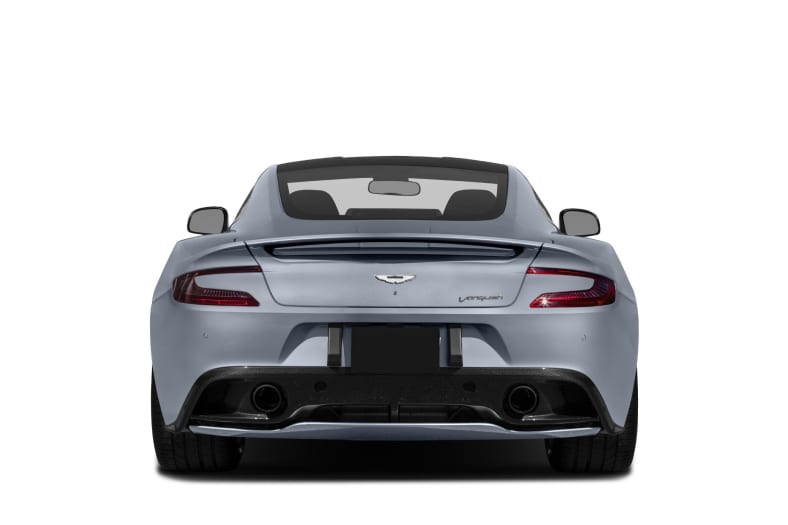 2015 Aston Martin Vanquish Exterior Photo