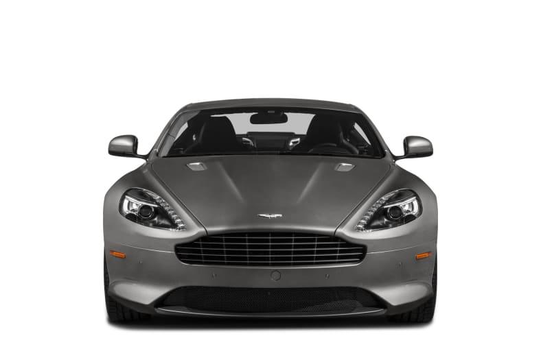 2015 Aston Martin DB9 Exterior Photo