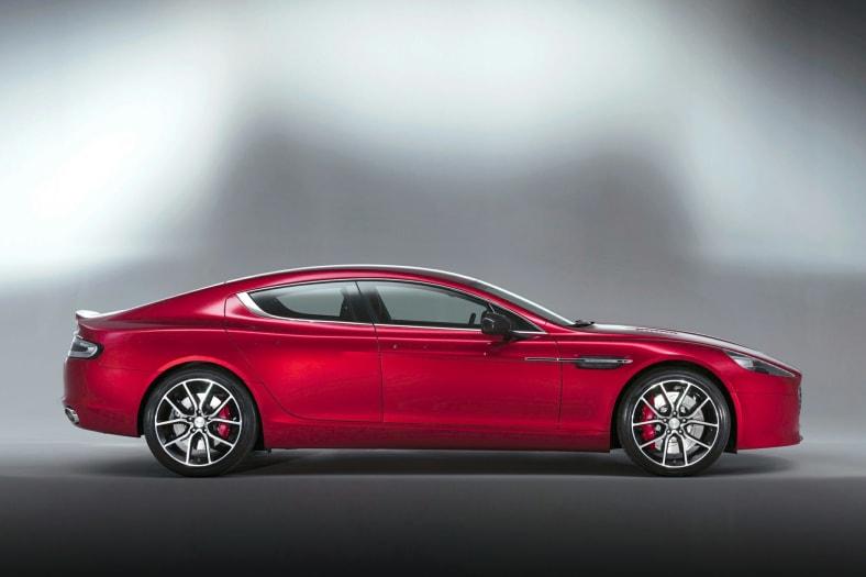 2017 Aston Martin Rapide S Exterior Photo