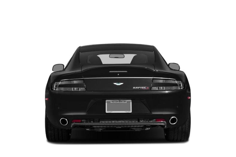 2016 Aston Martin Rapide S Exterior Photo