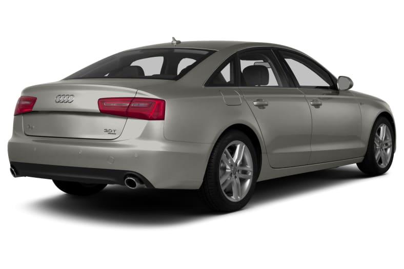 2014 Audi A6 Exterior Photo