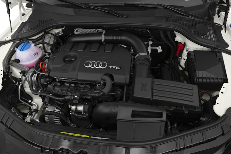 2014 Audi TT Exterior Photo