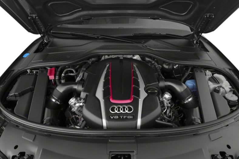 2014 Audi S8 Exterior Photo