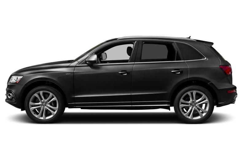 2015 Audi SQ5 Exterior Photo