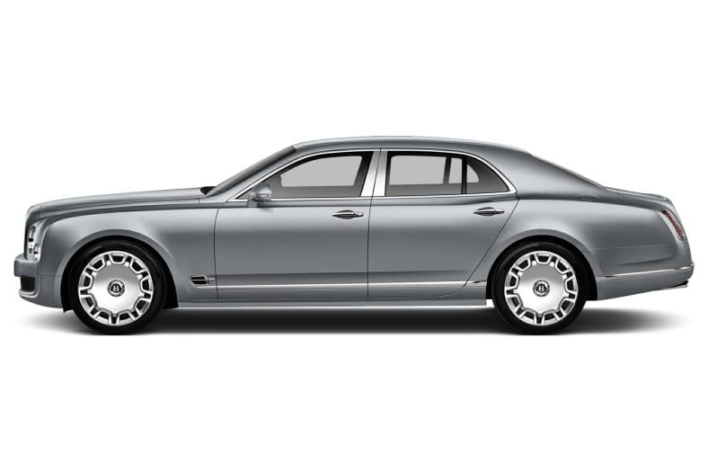 2015 Bentley Mulsanne Exterior Photo