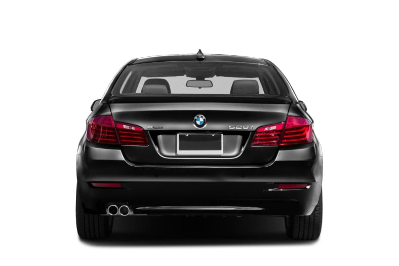 2015 BMW 528 Exterior Photo