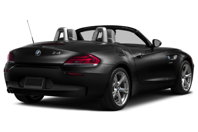 2016 Bmw Z4 Sdrive35is 2dr Rear Wheel Drive Roadster Pictures