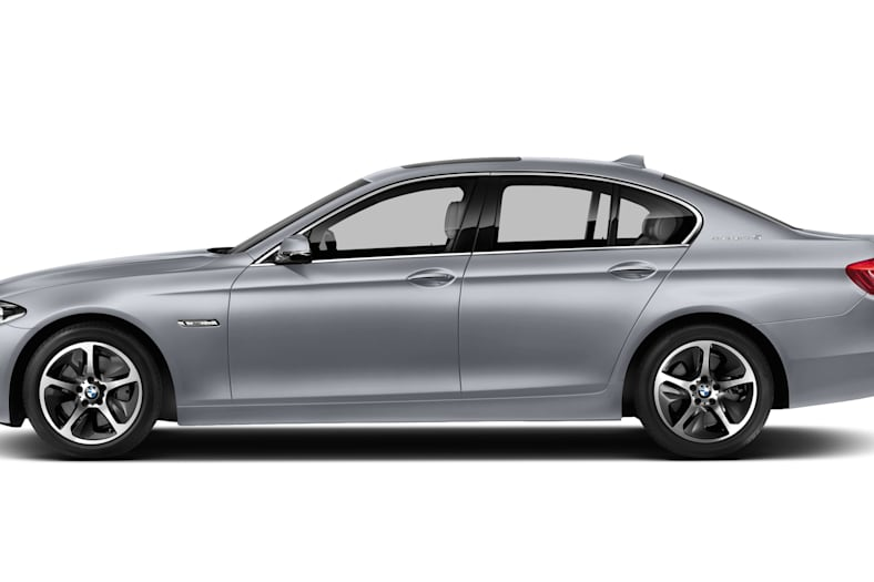 2016 BMW ActiveHybrid 5 Exterior Photo
