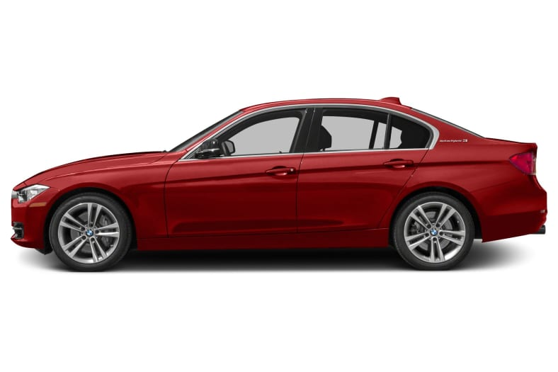 2014 BMW ActiveHybrid 3 Exterior Photo