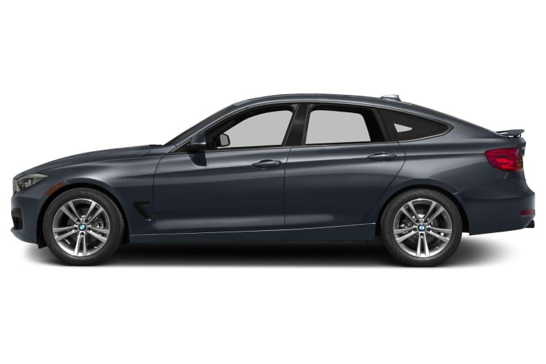 2015 BMW 328 Gran Turismo Exterior Photo
