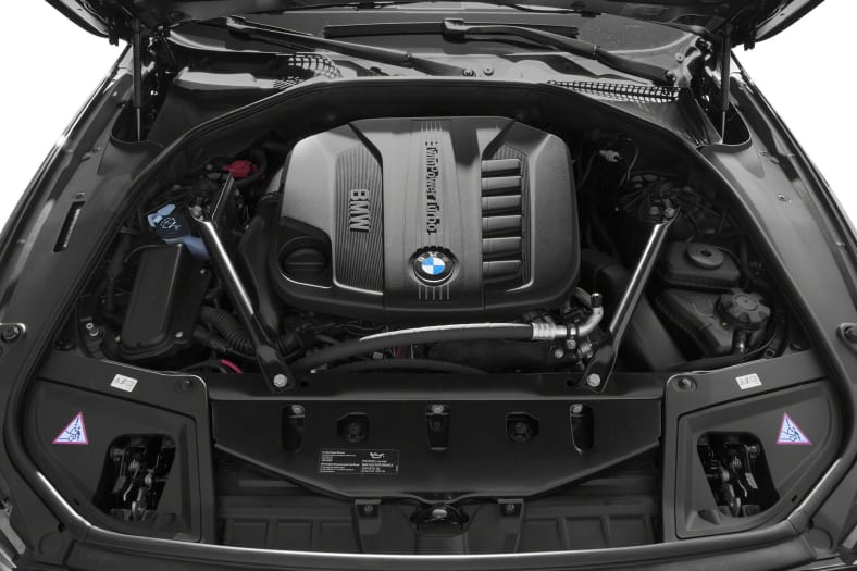 2015 BMW 535d Exterior Photo