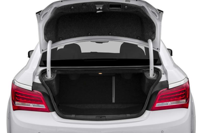 2015 Buick LaCrosse Exterior Photo