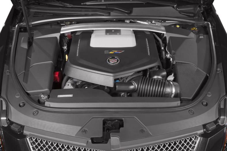 2014 Cadillac CTS V Exterior Photo