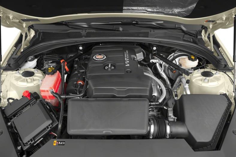 2013 Cadillac Ats 2.0 L Turbo >> 2014 Cadillac ATS 2.0L Turbo 4dr All-wheel Drive Sedan Pictures | Autoblog