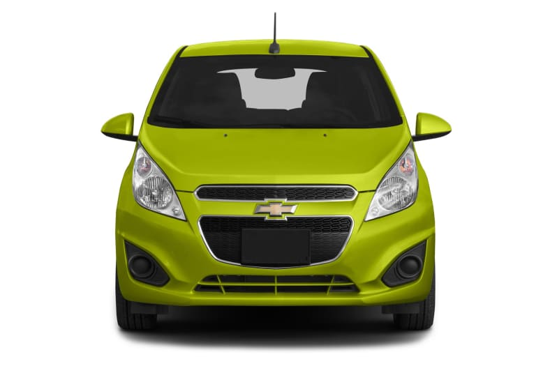 2014 Chevrolet Spark Exterior Photo