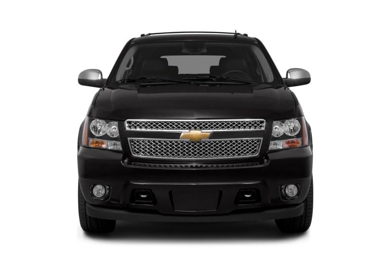 2014 Chevrolet Suburban 1500 Exterior Photo