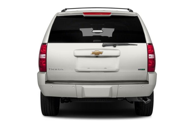 2014 Chevrolet Tahoe Exterior Photo