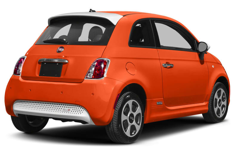 2014 Fiat 500E 2dr Hatchback In Pomona CA - Anaheim Pre Owned Cars