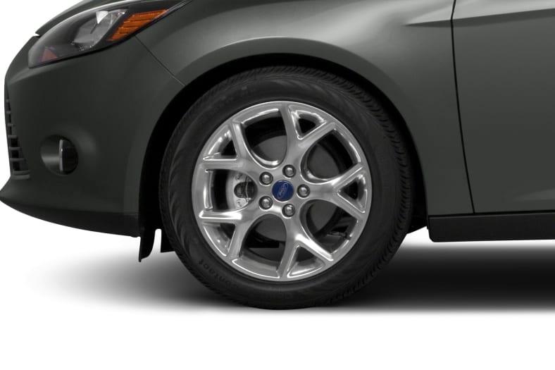 2014 Ford Focus Exterior Photo