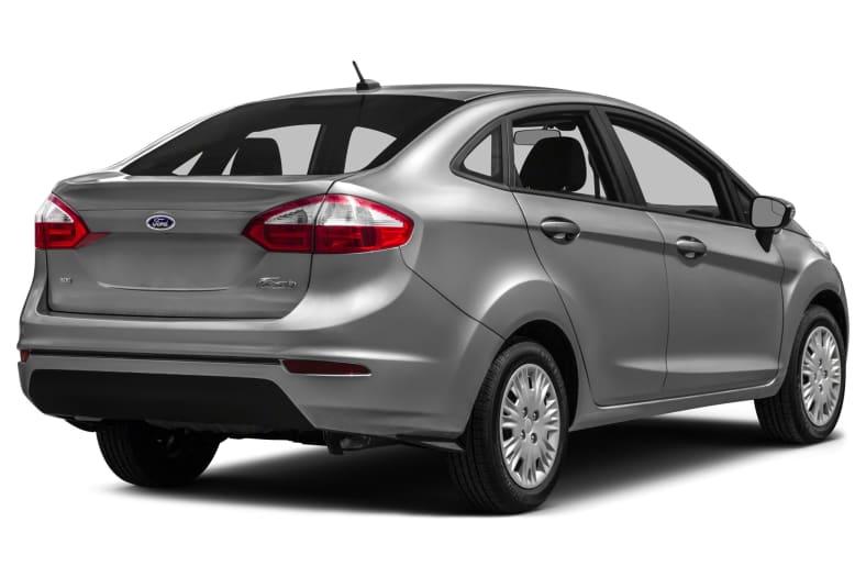 Ford Fiesta Se Sedan Pictures