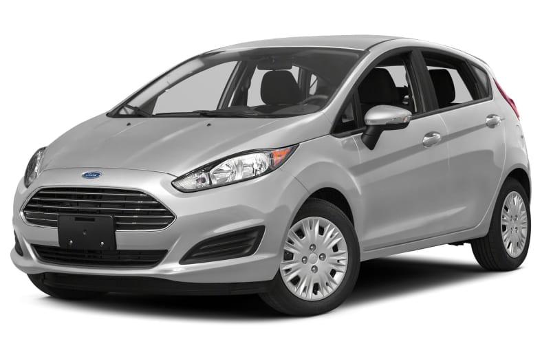 Ford Fiesta Hatchback >> 2015 Ford Fiesta Se 4dr Hatchback Pictures